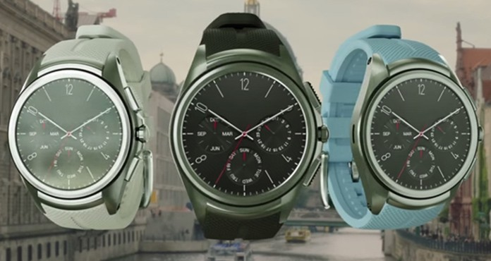 часы LG Watch Urbane 2 Edition