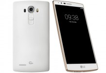 анонсирован lg g4 white gold edition