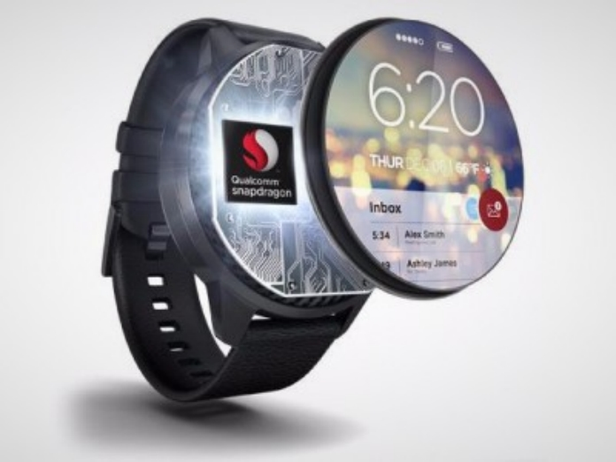lg часы на snapdragon wear 2100
